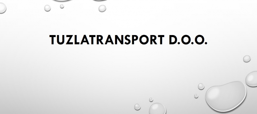 Tuzlatransport d.o.o.