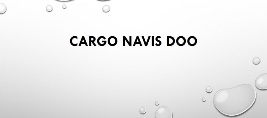 Cargo NAVIS doo