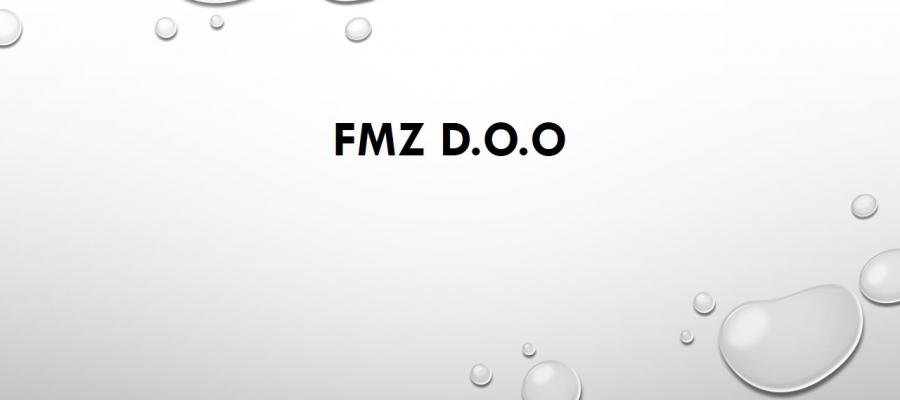 FMZ d.o.o