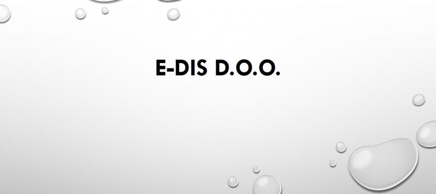 E-dis d.o.o.