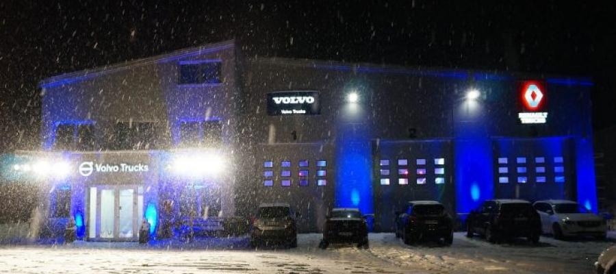 Volvo Trucks otvorio novi prodajno-servisni centar u Sarajevu